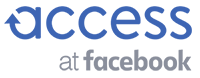 Access at Facebook logo